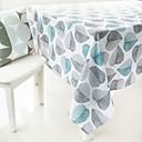 billige Duker-polyester Rektangulær Duge Mønstret Økovennlig Borddekorasjoner