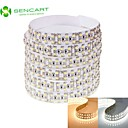 cheap LED Bulbs-SENCART 2m Flexible LED Light Strips 240 LEDs 3528 SMD Warm White / White Remote Control / RC / Cuttable / Dimmable 12 V / Linkable / Suitable for Vehicles / Self-adhesive / Color-Changing