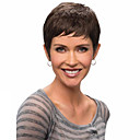 cheap Corkscrews & Openers-Synthetic Wig Wavy Bob Haircut / Pixie Cut / With Bangs Synthetic Hair With Bangs Wig Women's Short Capless