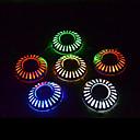billige Pathway Lights-6 LED Kjølig hvit Oppladbar / Dekorativ Batteri