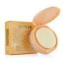 billige Primer-Kaki Face Primer Puff av pulver Tørr / Våt / Kombinasjon Bleking / Fukt / Dekning Ansikt Sminke kosmetisk