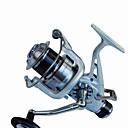 billige Fiskesluker & fluer-Fiskesneller Karpe Fiskehjul Spinne-hjul 5.2:1 Gear Forhold+11 Kulelager Hånd Orientering Byttbar Søfisking Spinne Vippefiskeri
