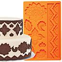 halpa Naamarit-Bakeware-työkalut Muovi Kakku kakku Muotit 1kpl