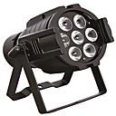 abordables Lámparas de Noche-Luces LED Para Escenarios Luces Par LED LED LED Regulable Decorativa Activada por Sonido 100-240V 1pc