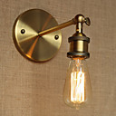 cheap Cases, Bags & Straps-Rustic / Lodge Wall Lamps & Sconces Metal Wall Light 220V / 110V 40W / E26 / E27