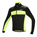 preiswerte Radsport Jacken-SANTIC Fahrradjacke Herrn Fahhrad Jacke Oberteile Winter Baumwolle Fahrradbekleidung warm halten Windundurchlässig Anatomisches Design