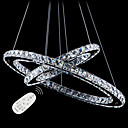 cheap Pendant Lights-Chandelier Ambient Light - Crystal, LED, 110-120V / 220-240V, Warm White / Cold White, LED Light Source Included / 10-15㎡