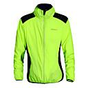 preiswerte Visors Kleidung-WOSAWE Unisex Fahrradjacke Fahhrad Jacke / Oberteile Rasche Trocknung, Windundurchlässig, Atmungsaktiv Grün Fahrradbekleidung