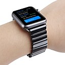 cheap Pendant Lights-Watch Band for Apple Watch Series 3 / 2 / 1 Apple Butterfly Buckle Ceramic Wrist Strap