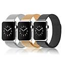 abordables Otras Manicura Herramientas-Ver Banda para Apple Watch Series 4/3/2/1 Apple Correa Milanesa Acero Inoxidable Correa de Muñeca
