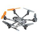 hesapli RC Quadcopterler ve Çok Pervaneliler-RC Drone Walkera QR Y100 7CH 3 Eksen 5.8G HD Kameralı 2.0MP 2.0MP RC 4 Pervaneli Helikopter Dönüş Için Tek Anahtar / Otomatik Kalkış /