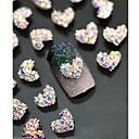 billige Sakse og negleklippere-Metal Negle Smykker Til finger Smuk Negle kunst Manicure Pedicure