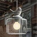 preiswerte Pendelleuchten-Pendelleuchten Raumbeleuchtung Metall Glas LED 110-120V / 220-240V Glühbirne nicht inklusive