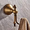 cheap Toilet Paper Holders-Robe Hook High Quality Antique Brass 1 pc - Hotel bath