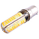billiga LED-glödlampor-YWXLIGHT® 7W 500-700 lm BA15d LED-lampor med G-sockel T 80 lysdioder SMD 5730 Bimbar Dekorativ Varmvit Kallvit AC 110-130V