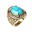 cheap Rings-Women's Ring - Turquoise Fashion Red / Green / Blue For Daily