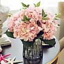 رخيصةأون ألعاب البازل الخشبية-زهور اصطناعية 1 فرع الطراز الأوروبي أرطنسية أزهار الطاولة