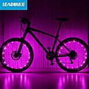 ieftine Acțibilde de Perete-lumini roți LED Lumini de Bicicletă Ciclism Rezistent la apă, Reîncărcabil, Moduri multiple 18650 Baterie Ciclism
