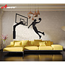 cheap Wall Stickers-Landscape Animals Wall Stickers Plane Wall Stickers Decorative Wall Stickers, Vinyl Home Decoration Wall Decal Wall Decoration