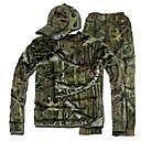 זול מכנסיים ושורטים לציד-בגדי ריקוד גברים נגד חרקים / נושם קלאסי / אופנתי מצחת / מדים בסטים שרוול ארוך ל ציד / דיג / סטרצ'י (נמתח)