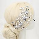 cheap Party Headpieces-Crystal Rhinestone Alloy Headbands 1 Wedding Special Occasion Headpiece