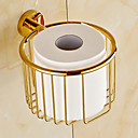 cheap Kitchen Faucets-Toilet Paper Holder Contemporary Brass 1 pc - Hotel bath
