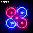 preiswerte LED Pflanzenlampe-5W lm Wachsende Glühbirnen 5 Leds Blau Rot Wechselstrom 85-265V