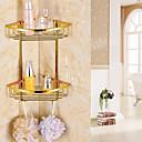 ราคาถูก อุปกรณ์ติดตั้งในห้องน้ำ-ตะกร้า / อุปกรณ์ในห้องน้ำ , สมัยใหม่ Ti-PVD ติดฝาผนัง