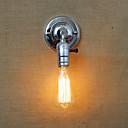 billige Vegglamper-Rustikk / Hytte Vegglamper Metall Vegglampe 110-120V / 220-240V 40W / E26 / E27