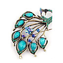 cheap Brooches-Women's Brooches - Vintage, Fashion Brooch Blue For Party / Casual
