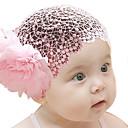 baratos Infantil Tiaras-Para Meninas Acessórios de Cabelo Todas as Estações Bandanas - Branco Vermelho Rosa claro