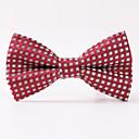 זול אביזרים לגברים-עניבת פפיון - יצירתי מסוגנן מסיבה/ערב סגנון רשמי פאר משובץ (רשת) משרד / עסקים בגדי ריקוד גברים