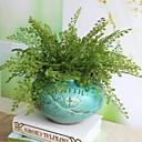 cheap Artificial Plants-Artificial Flowers 2 Branch Modern Style Plants Tabletop Flower