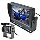 cheap Car Rear View Camera-7 inch Car Rear View Kit Waterproof Wireless for Bus