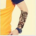 preiswerte Hülse Tätowierung-Non Toxic / Muster / Große Größe Temporary Tattoos Tier Serie Große Größe Körperkunst Arm