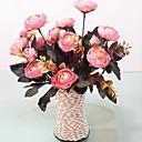 olcso Művirág-Művirágok 1 Ág Rusztikus Stílus Camellia Asztali virág