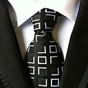 cheap Men's Accessories-Men's Luxury / Grid / Classic Necktie - Creative Stylish