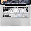 billige Tastaturtilbehør-xskn holdbar ultratynne tastaturdekselet silikon lat katt for MacBook Air / pro 13 15 17 tommer, oss layout