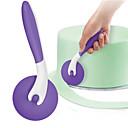 preiswerte Kuchenbackformen-Backwerkzeuge Kunststoff Umweltfreundlich / Heimwerken Brot / Kuchen / Obstkuchen Baking & Pastry Spachteln 1pc