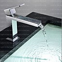 billige Badekraner-Badekarskran - Moderne Krom Badekar Og Dusj Keramisk Ventil