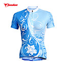 cheap Cycling Jerseys-TASDAN Women's Short Sleeve Cycling Jersey Bike Jersey / Clothing Suits, Quick Dry, Ultraviolet Resistant, Breathable