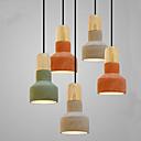 cheap Pendant Lights-Mini Pendant Light Downlight Others Ceramic Ceramic Mini Style, Bulb Included 110-120V / 220-240V Warm White / White Bulb Included / E26 / E27