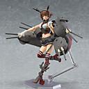 billige Anime actionfigurer-Anime Action Figurer Inspirert av Kantai Collection Cosplay 15 cm CM Modell Leker Dukke