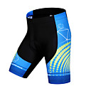 cheap Cycling Pants, Shorts, Tights-WOSAWE Unisex Cycling Padded Shorts Bike Shorts / Padded Shorts / Chamois / Bottoms 3D Pad, Quick Dry, Anatomic Design Polyester,