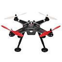 cheap RC Drone Quadcopters & Multi-Rotors-RC Drone WLtoys X380-C 4CH 6 Axis 2.4G With HD Camera 1080P RC Quadcopter One Key To Auto-Return / Failsafe / Headless Mode RC Quadcopter / Remote Controller / Transmmitter / USB Cable / With Camera
