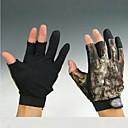 זול Fishing Gloves-כפפות עמיד עמיד בפני שחיקה נגד החלקה מגן חורף אביב קיץ סתיו יוניסקס דיג