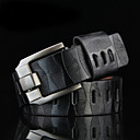 cheap Night Lights-Men's Work / Active / Basic Alloy Waist Belt - Solid Colored / Silver