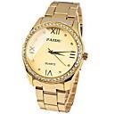 preiswerte Modische Uhren-Band Gold Weiß