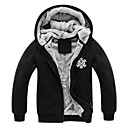 baratos Moletons Estampa de Anime-Inspirado por One Piece Monkey D. Luffy Anime Fantasias de Cosplay Hoodies cosplay Estampado Manga Longa Blusa Para Homens