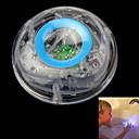billige Toy motorsykler-LED-belysning Baller Lysende leker Lighting PVC Barne Gutt Jente Leketøy Gave 1 pcs